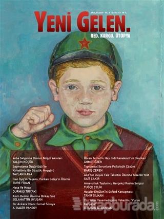 Yeni Gelen Dergisi Sayı: 31 Aralık 2020
