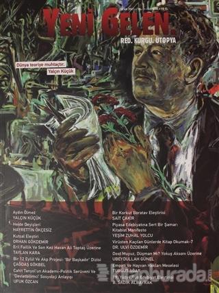 Yeni Gelen Dergisi Sayı: 32 Ocak 2021