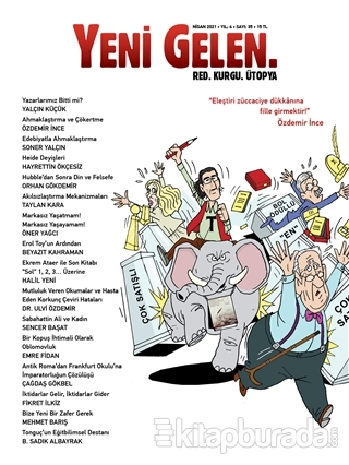 Yeni Gelen Dergisi Sayı: 35 Nisan 2021 Kolektif