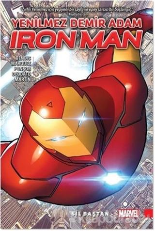 Yenilmez Demir Adam Ironman - Sil Baştan