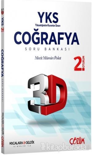 YKS 3D 2. Oturum Coğrafya Soru Bankası