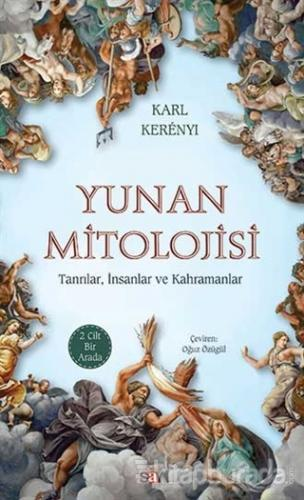 Yunan Mitolojisi (2 Cilt Bir Arada)