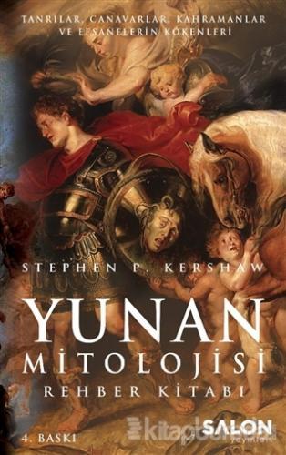 Yunan Mitolojisi Rehber Kitabı (Ciltli)