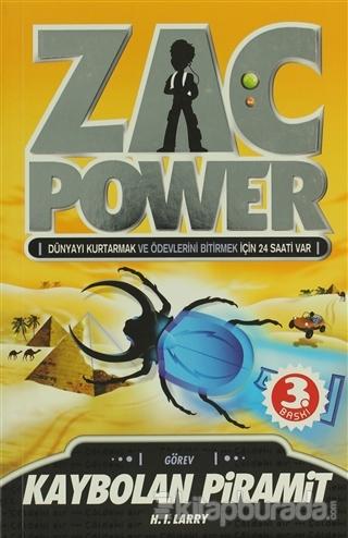 Zac Power 3 Kaybolan Piramit
