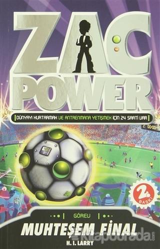 Zac Power - Muhteşem Final