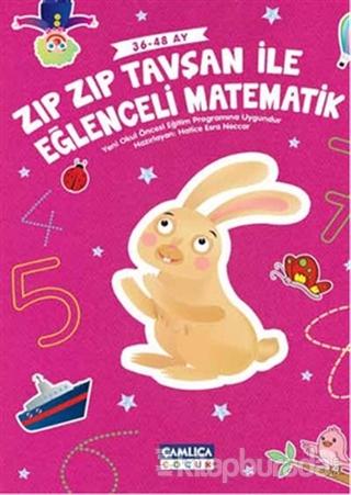 Zıpzıp Tavşan İle Eğlenceli Matematik
