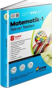 Aydın Yayınları TYT Matematik-1 Üniversiteye Hazırlık Tekrar Testleri