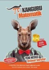 8.Sınıf Kanguru Matematik LGS Hazırlık Soru Bankası OLİMPİYAT SINAVLARINA HAZIRLIK