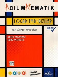 TYT ACİL MATEMATİK KA-SB LOGARİTMA DİZİLER - 2020