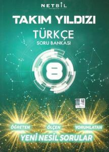 Netbil Yayıncılık 8. Sınıf Türkçe Takım Yıldızı Soru Bankası