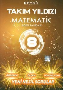 Netbil Yayıncılık 8. Sınıf Matematik Takım Yıldızı Soru Bankası