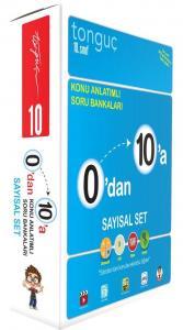 Tonguç Akademi 0 dan 10 a Sayısal Set Konu Anlatımlı Soru Bankası
