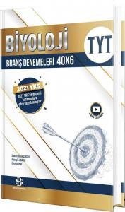 Bilgi Sarmal Yayınları TYT Biyoloji 40 x 6 Branş Denemeleri 2021