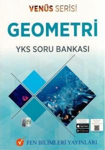 Fen Bilimleri Yayınları TYT AYT Geometri Soru Bankası Venüs Serisi