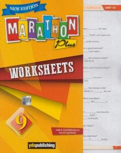 Ydspublishing Yayınları 9. Sınıf Marathon Plus WorkSheets