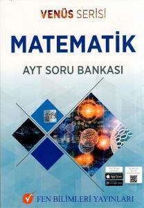 Fen Bilimleri Yayınları AYT Matematik Soru Bankası Venüs Serisi