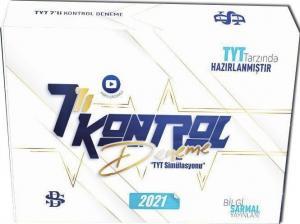Bilgi Sarmal Yayınları 2021 TYT Kontrol 7 li Deneme 2021