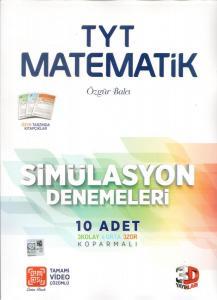 Çözüm TYT Matematik Tamamı Video Çözümlü Simülasyon Denemeleri