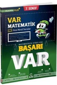 Arı 7. Sınıf Matematik Var Soru Bankası Arı Yayıncılık