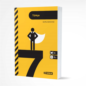 Hız Yayınları 7. SINIF TÜRKÇE SORU BANKASI