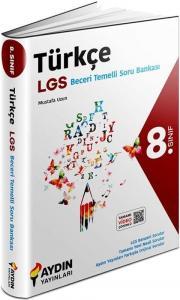 Aydın Yayınları 8. Sınıf Türkçe Beceri Temelli Soru Bankası