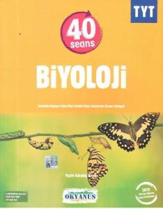 Okyanus Yayınları TYT 40 Seans Biyoloji Soru Bankası