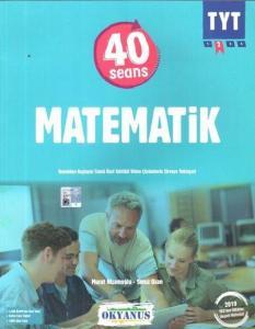 Okyanus Yayınları TYT 40 Seans Matematik Soru Bankası