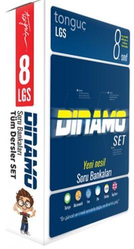 Tonguç Akademi 8. Sınıf Dinamo Tüm Dersler Soru Bankası Set
