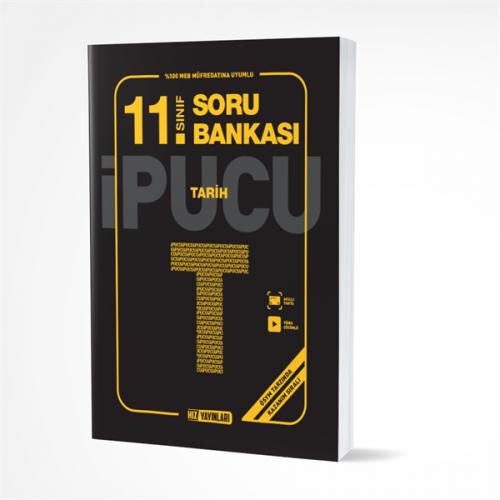 Hız Yayınları 11.SINIF TARİH SORU BANKASI İPUCU