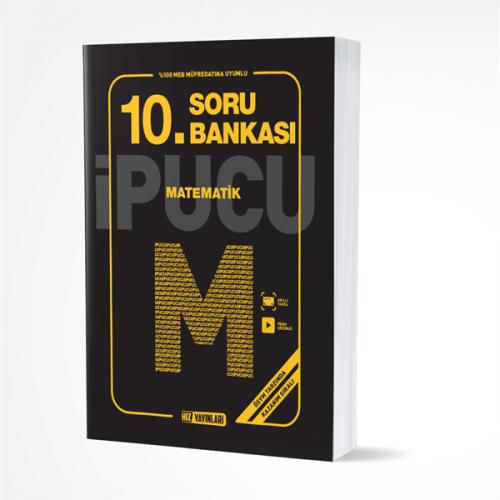 Hız Yayınları 10.SINIF MATEMATİK SORU BANKASI İPUCU