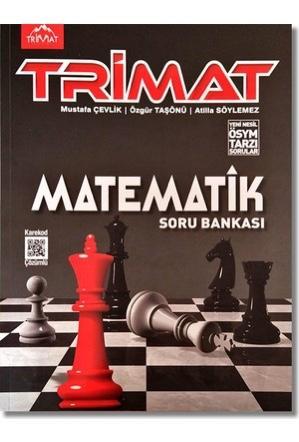 TYT Matematik Tamamı Video Çözümlü Soru Bankası Trimat Yayınları