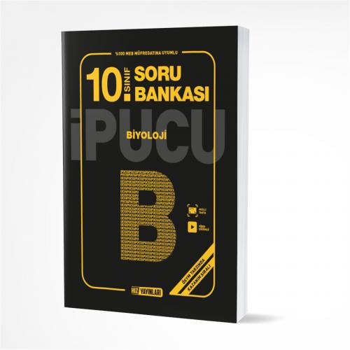 Hız Yayınları 10.SINIF BİYOLOJİ İPUCU SORU BANKASI