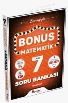 Seans Yayınları Bonus 7.Sınıf Matematik Soru Bankası