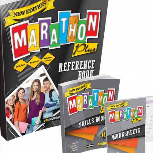 YDS MARATHON PLUS 10 REFERENCE BOOK SET
