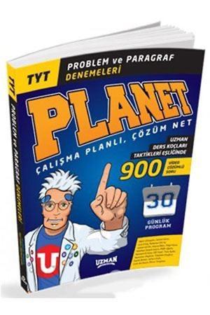 TYT Problem ve Paragraf Planet Denemeleri