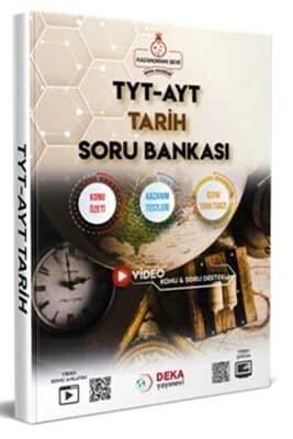 TYT AYT Tarih Soru Bankası Deka Akademi