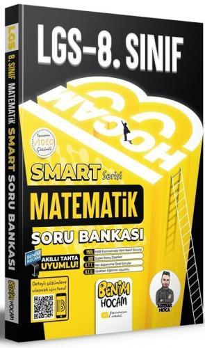 Benim Hocam 2022 8. Sınıf LGS Matematik Smart Soru Bankası