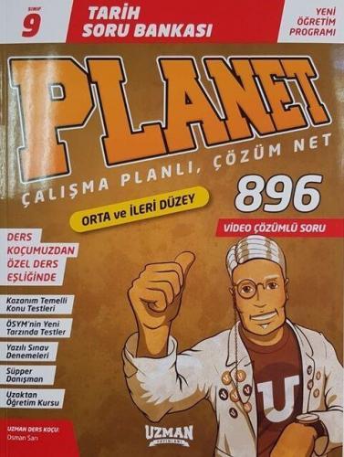 Uzman Yayınları 9. Sınıf Tarih Planet Soru Bankası