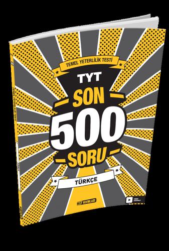 TYT SON 500 SORU TÜRKÇE