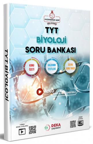 TYT Biyoloji Soru Bankası Deka Akademi
