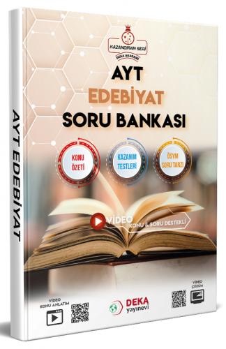 AYT Edebiyat Soru Bankası Deka Akademi Yayınları