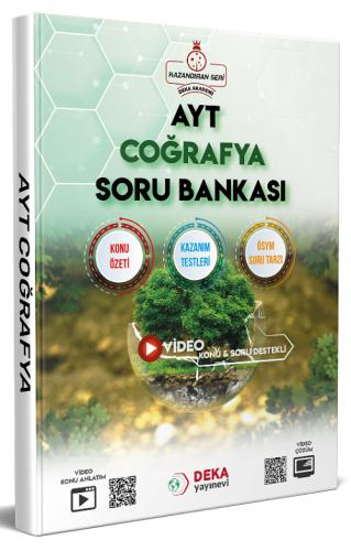 AYT Coğrafya Soru Bankası Deka Akademi