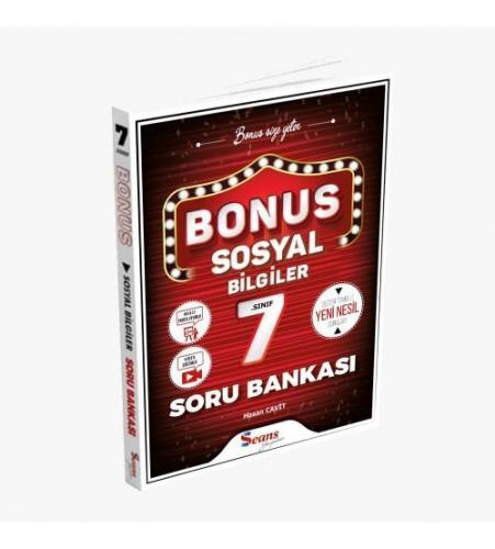 Seans Yayınları Bonus 7.Sınıf Sosyal Soru Bankası