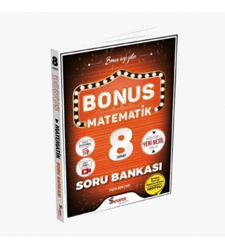 Seans Yayınları Bonus 8.Sınıf Matematik Soru Bankası