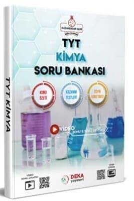 TYT Kimya Soru Bankası Deka Akademi
