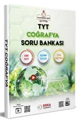 TYT Coğrafya Soru Bankası Deka Akademi