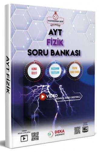 AYT Fizik Soru Bankası Deka Akademi