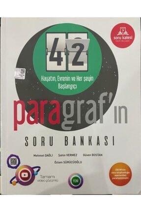 Soru Kalesi Yayınları Soru Kalesi Tyt-ayt Paragraf Soru Bankası