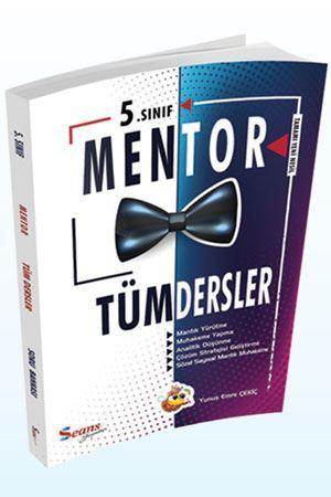 Seans 5. Sınıf Mentor Tüm Dersler Soru Bankası Seans Yayınları