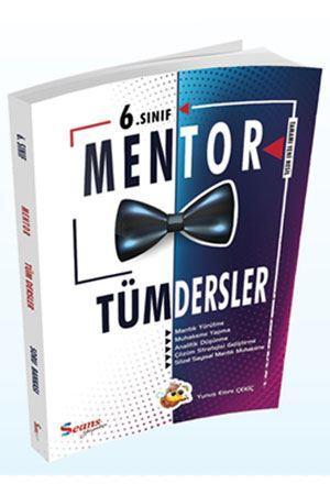 Seans 6. Sınıf Mentor Tüm Dersler Soru Bankası Seans Yayınları